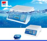 Balance électronique de pesage et de compte imperméable à l'eau
