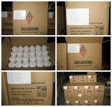 Puate d'étanchéité neutre de silicones de cachetage de noir de remède d'Ideabond 8700