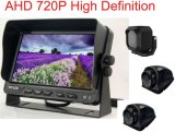 Ahd 720p 7inch Monitor-Auto-hintere Ansicht-Kamera-System