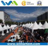 tenda di corsa di 4X4m per l'introduzione sul mercato di eventi di sport