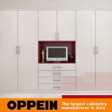 Oppeinの美しいラッカー子供の寝室セットはからかう寝室のキャビネット(OP16-KID04)を
