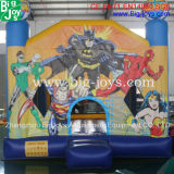 Ce Inflatable Bounce House com Slide para venda