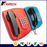 Telefone de auto seletor Emergency Kntech do telefone da operação bancária do telefone de serviço Knzd-04