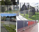 Régua de metal de quintal/casa/Designs da Porta Paralela de malha de arame de Curva
