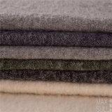 Tessuto cotone/delle lane per il cappotto di inverno nel verde