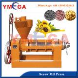 Presse à chaud et froid automatique Appuyez sur la vis moulin à huile