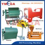 Macchina fredda dell'olio della pressa della vite automatica di prestazione e di buona condizione