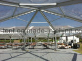 Multi-Side Carpa hexagonal para la fiesta de Eventos / adversing / de la boda