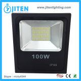 Lumière d'inondation de Conopy de tunnel de la CE IP65 100W DEL/projecteur extérieurs approuvés