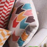 屋外の家具のための柔らかい低価格の綿のリネンクッション