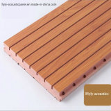 Haute qualité en bois Panneau acoustique Panneau mural Panneau au plafond