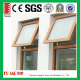 Tenda di alluminio standard australiana Windows con doppio vetro Tempered