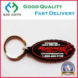 Zacht pvc Rubber Promotie Aantrekkelijke Keyholder