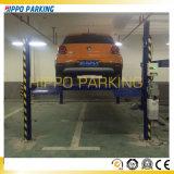 Fabricante de la elevación del estacionamiento del coche de poste 4