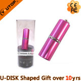 Beauty Lipstick Metal USB Flash Drive en cadeau promotionnel (YT-1214)