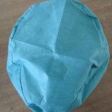 Tampões de tecido cirúrgico não tecido descartáveis Caps do médico cirúrgico