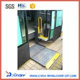 [ول-ستب] [سري] كرسيّ ذو عجلات مصعد لأنّ حافلة