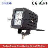 Hotsale Bright Cube Lumière de travail LED 16W Light de camion 3 pouces LED tracteur lumière de travail