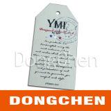 De Schoen van het Kledingstuk van de Druk van het Document van het Ontwerp van de douane hangt Markeringen