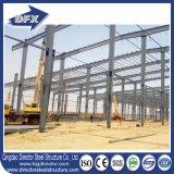 Подгонянный полуфабрикат стальной проект здания пакгауза