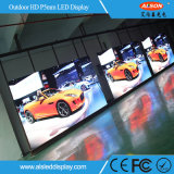 SMD al aire libre P5 impermeabilizan la publicidad de la pantalla de visualización de la solución del LED