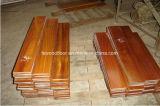 Природные Азии деревянный пол из тикового дерева