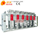 Machine van de Druk van de plastic Film Vier Kleur