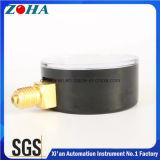 Manomètres à pression Boîtier en acier à l'intérieur des indicateurs de l'allume-cigare