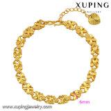 74423 Art-Schmucksache-Armband der Form-24k Gold überzogenes Dubai