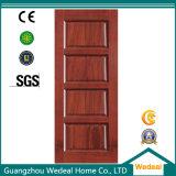 Personalizar a porta de madeira contínua do MDF do composto para hotéis