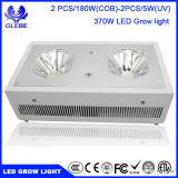230W LED crecen la lámpara del panel hidropónica de interior de la floración de Veg de las plantas - alta producción - del espectro completo ligero