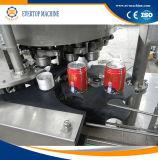 2 in 1 strumentazione d'inscatolamento di coperchiamento di riempimento della birra di lavaggio