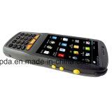 4G NFC RFIDのカスタムタッチ画面の手持ち型のバーコードScanenr PDA
