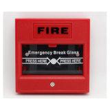 Tecla de vidro da saída do controle de acesso da liberação da porta Emergency do incêndio da ruptura (SARed)