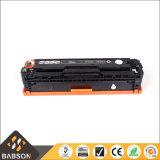 Cartucho de toner compatible del color Babson para HP CF210A / 211A / 212A / 213A en polvo importada