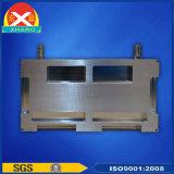 Алюминиевый теплоотвод штрангя-прессовани профиля с подвергать механической обработке CNC