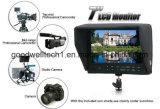 7 Zoll - hoher Definition LCD-Monitor für Fotographie mit HDMI Input und Ausgabe