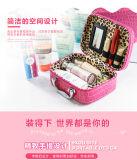 De kleine Kosmetische Doos van de Capaciteit van de Zak Grote Draagbare Kosmetische (1121)