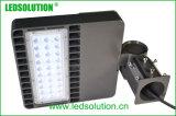 25W 50W 옥외 점화를 위한 조정가능한 LED 주차등