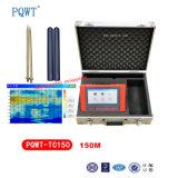 150m Deep Portable China Detector automático de agua de cartografía Equipo geofísico