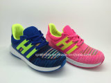 Atacado China Good Quality Children Flyknit Sports Shoes