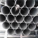 Tubo de acero galvanizado A53 grande de carbón de la talla ASTM del final biselado