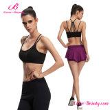 Износ пригодности Sportwear бюстгальтера кальсон йоги пояса шкафута женщин способа