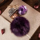 Flor caliente Monchhichi Keychain de la venta para el recuerdo del regalo