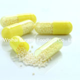 Suplemento nutricional citrato de zinco e vitamina a depósito/cápsulas de retardo