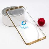 стекло протектора экрана Tempered стекла вспомогательного оборудования телефона 3D для галактики S8 S8plus Samsung