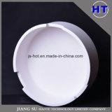 Crogiolo di ceramica del quarzo personalizzato formato differente