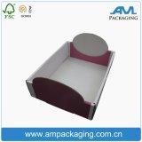 Производство Hinged Подарочная коробка бумаги с магнитом закрытия