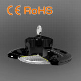 Indicatore luminoso del UFO Highbay con il driver del pozzo di media & il chip di Philips LED