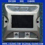 Алюминиевый стержень дороги глаза кота стороны двойника стержня дороги отражательный (JG-02)